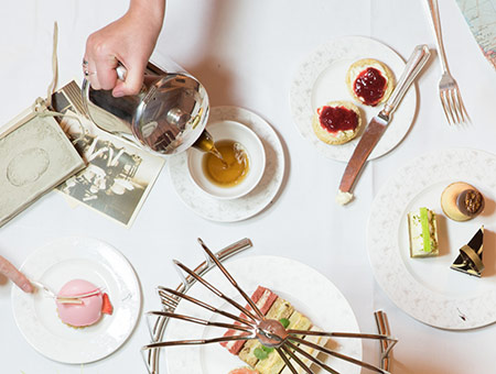 image of High Tea at The Park Lane Hotel for Two