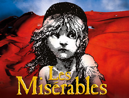 image of Top Price Les Misérables Tickets and a Meal for Two
