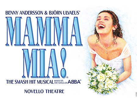 image of Top Price Tickets to Mamma Mia! and a Meal for Two