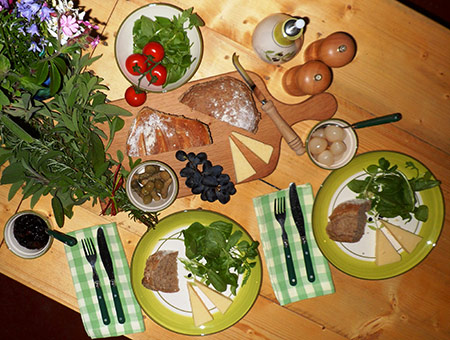 image of Ploughman's Lunch and Tastings at Sedlescombe Vineyard for Two