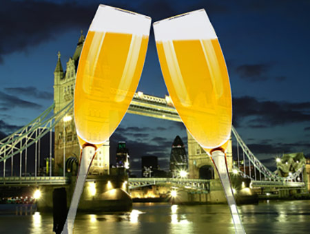 image of Thames Bucks Fizz Cream Tea Cruise for Two