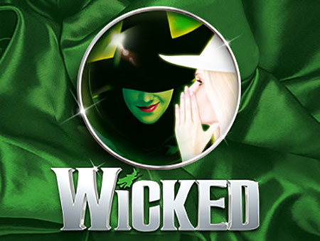image of Top Price Tickets to Wicked and a Meal for Two